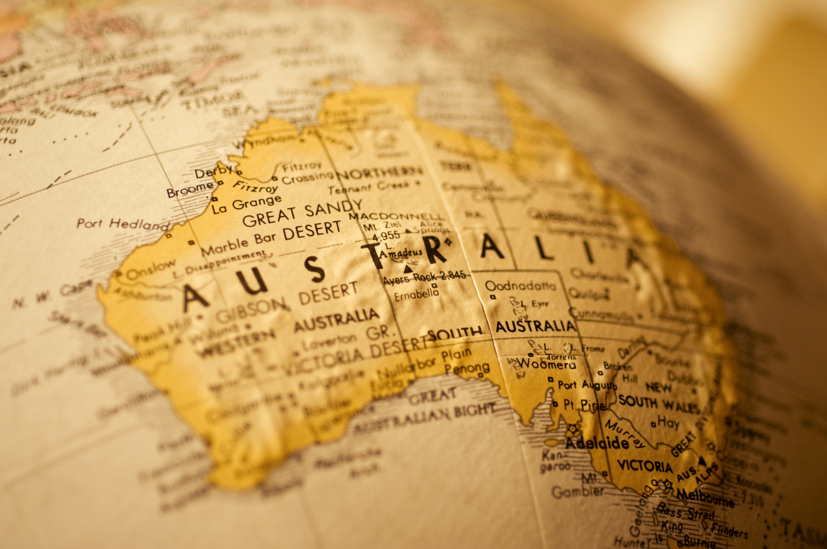 Australia Announces Ground Breaking E Visa Technology