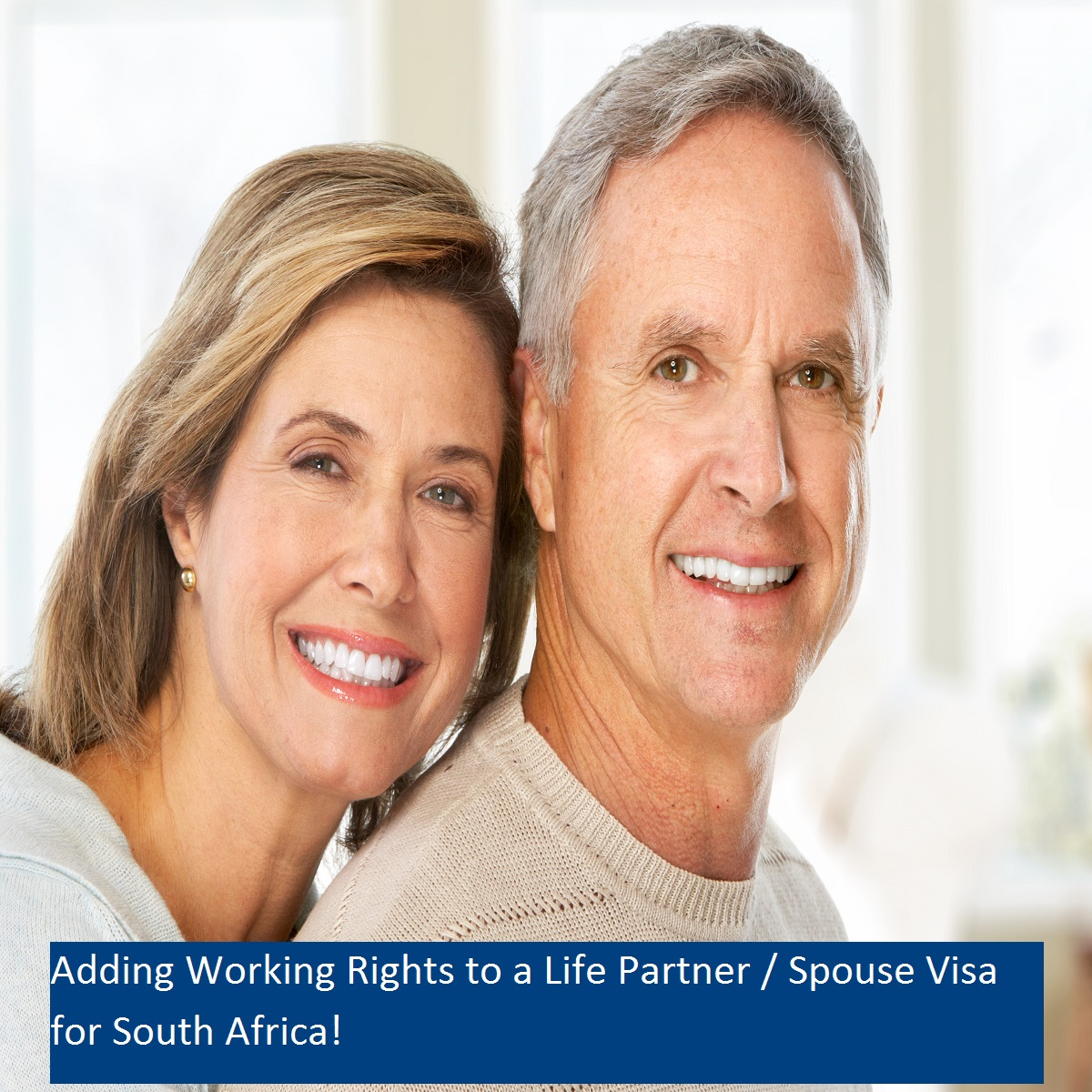 Adding Working Rights To A Life Partner Spouse Visa For South Africa